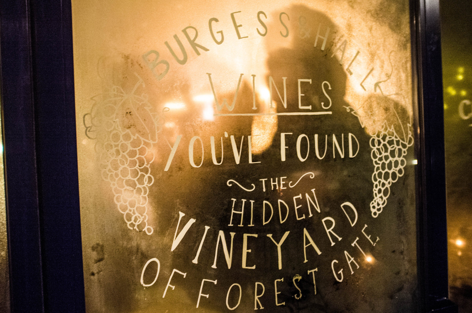 Burgess & Hall Wines
